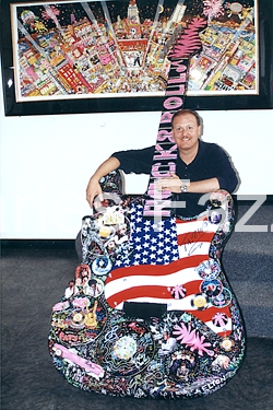fazzino-pop-art-artists-guitarmania-jpg