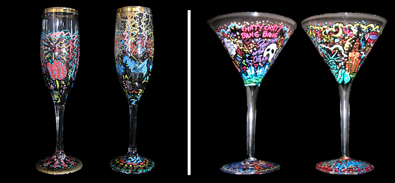 fazzino-pop-art-gifts-glass-champagne-martini-LG