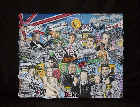 fazzino-private-art-commission-U0322-james-bond-007