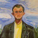 Edvard-Munch-Blue-Sky