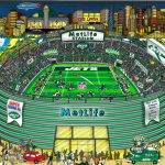 fazzino-football-art-sports-prints-NY-Jets