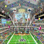 football-pop-art-Super-Bowl-XLVI-Indianapolis-Teama