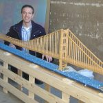 Steven-j-Backman-Toothpick-art-golden-gate-bridge