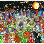 fazzino-new-york-pop-art-ghosts-goodtimes-gridlock
