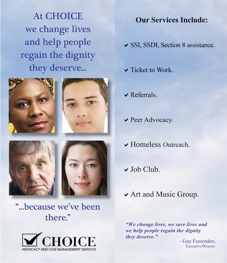 Brochure: CHOICE of NY