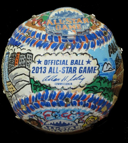 Limited Edition All-Star Game Baseball