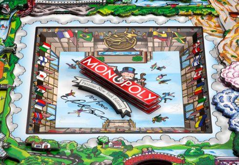 Fazzino-Monopoly-Fazzino-Ice-Rink