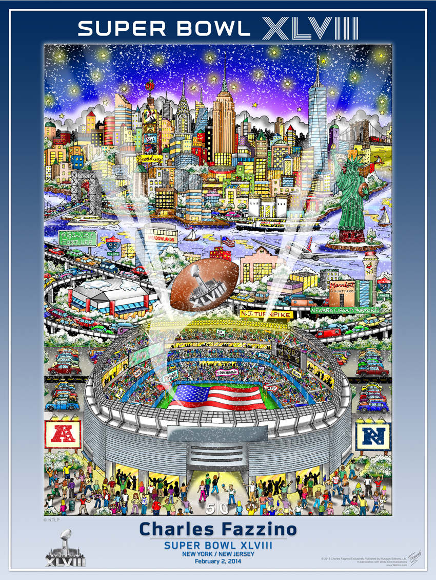 Super Bowl Xlviii Coloring Pages Viewing Gallery