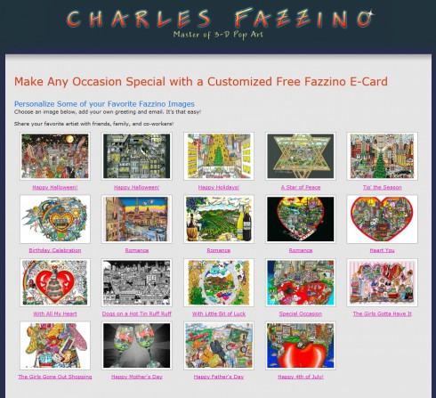 fazzino-ecard-website