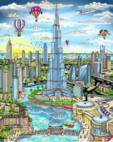 fazzino-cityscape-art-3d-dubai-fountains