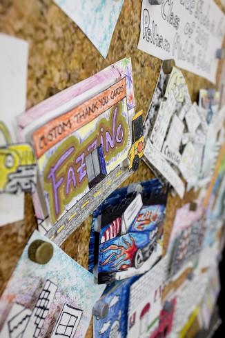 8th Grade Art Detail LR