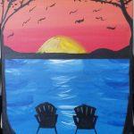 Fran Kessler Paint Party Artwork