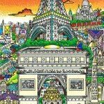 fazzino-cityscape-Paris-Love-is-in-the-air-LR