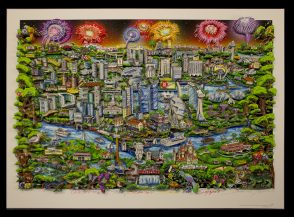 Celebrating the Enchanted Island of Singapore
