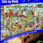 Fazzino-pop-art-gifts-coloring-book-ColorMyWorld