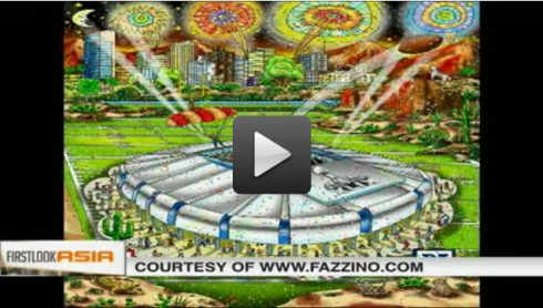 Fazzino on Asia News