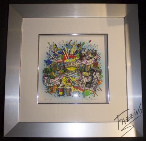 Framed Duende.1LR