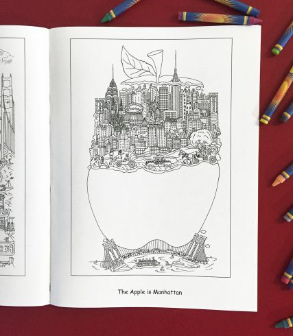 fazzino-adult-coloring-book-apple