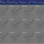 twelve days of Fazzino-2015-FullCover