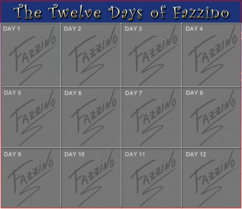 twelve days of Fazzino-2015-FullCover