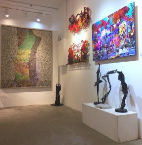 SG Bruno Gallery - Large corner