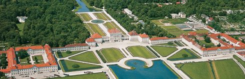 """Schloss Nymphenburg"" Munich, Germany"