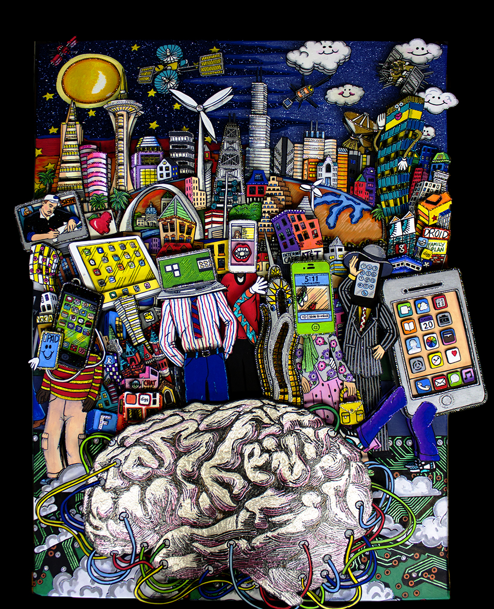 U-0399 The Technological Brain Released 2016