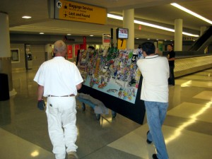 jfk-mural-installing-terminal-charles-fazzino-SM