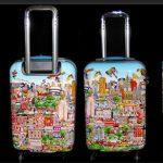 New York LuggageTheme