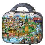 Fazzino by Heys USA London Luggage Beauty Case