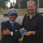 Fazzino and Mark Alford Kansas City local FOX 4