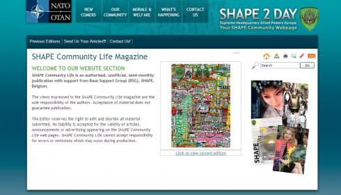 SHAPECommunityLife.BelgiumHomePage.5.2013LR