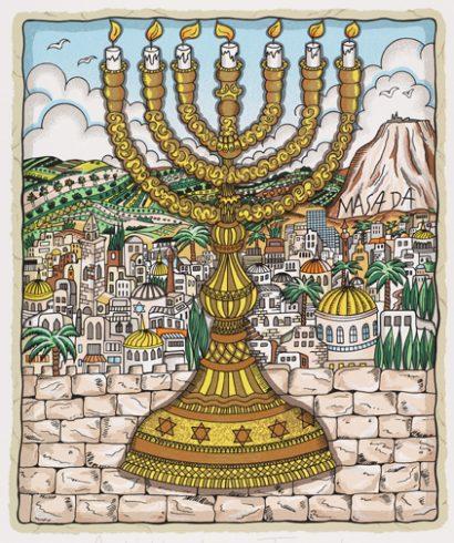 A Light For Israel lr