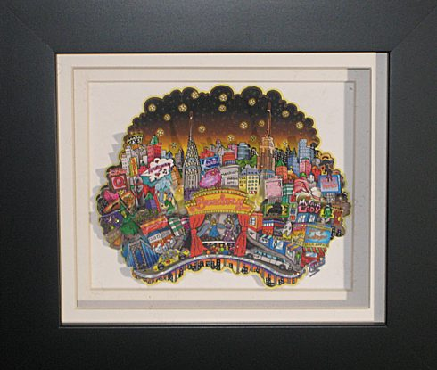 Fazzino-3D-pop-art-gifts-Broadway-mini-print