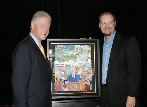 bill clinton and fazzino lower rez