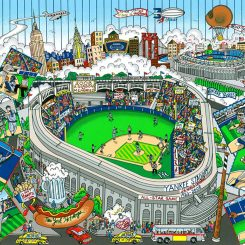 2008 MLB All-Star Game at Yankee Stadium in New York