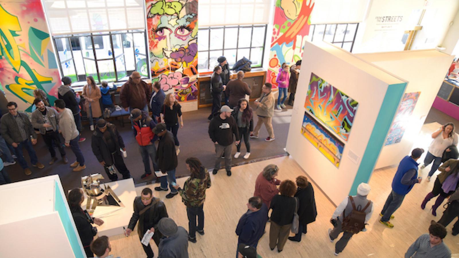Arts Westchester Gallery - Fazzino